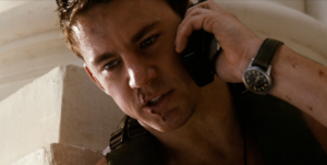 John Cale Wearing a Watch in White House Down