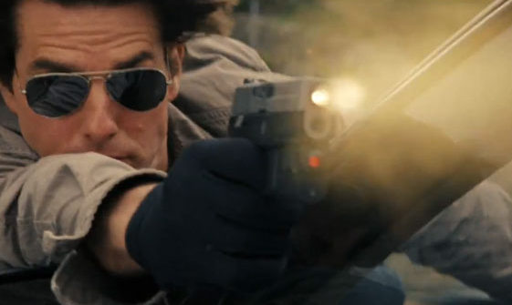 Buy the Sunglasses Tom Cruise Wears in Knight and Day