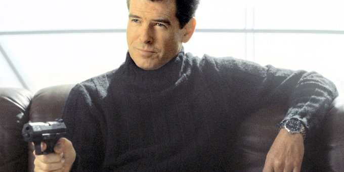 Buy the Watch Pierce Brosnan Wears in Die Another Day