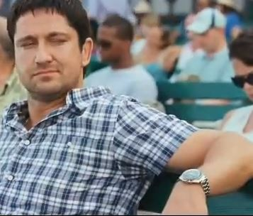 Buy the Watch Gerard Butler Wears in Bounty Hunter