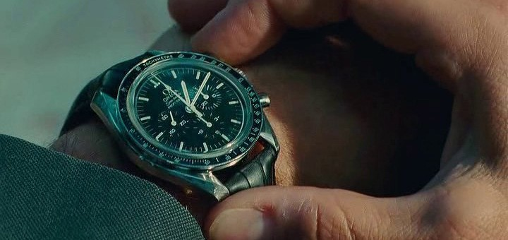 "George Clooney's Watch In ""The American"""
