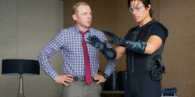 Buy the Watch Simon Pegg Wears in Mission Impossible: Ghost Protocol