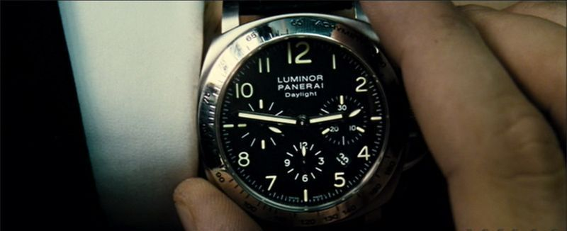 Jason Statham's Watch In Transporter 2