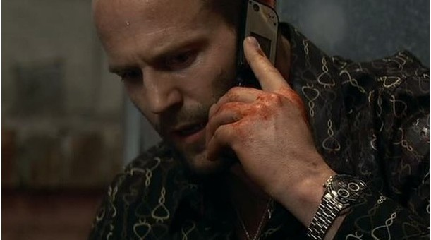 Buy the Watch Jason Statham Wears in Crank