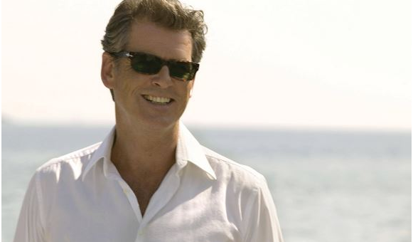Buy the Sunglasses Pierce Brosnan Wears in Mamma Mia!