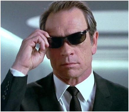 ad553825fce Buy the Sunglasses Agent K Wears in Men in Black