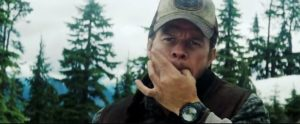 Mark Wahlberg Wearing a Watch in Shooter