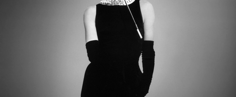 Audrey Hepburn's Black Dress From Breakfast at Tiffany's
