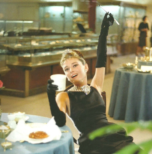 Holly Golightly Gloves from Breakfast at Tiffanys