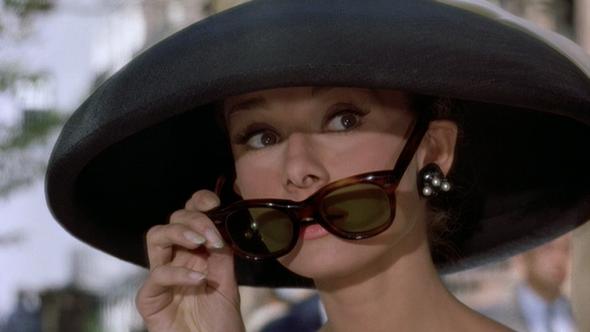 Audrey Hepburn's Sunglasses From Breakfast at Tiffany's
