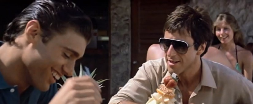 Scarface Sunglasses Worn By Tony Montana