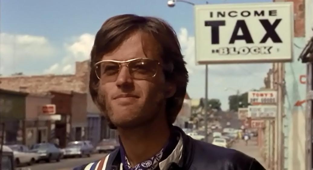 Easy Rider Sunglasses Worn By Peter Fonda
