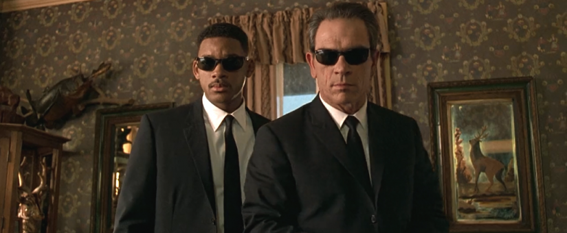 Buy the Men in Black Sunglasses Worn by Will Smith and Tommy Lee Jones