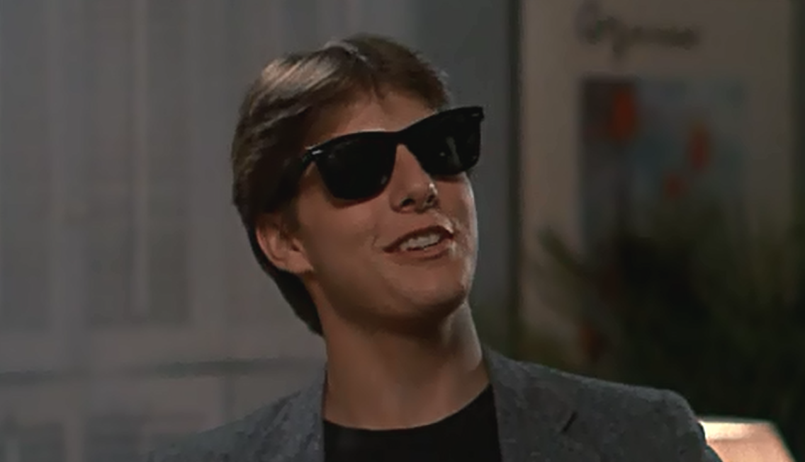Buy The Sunglasses Tom Cruise Wears In Risky Business