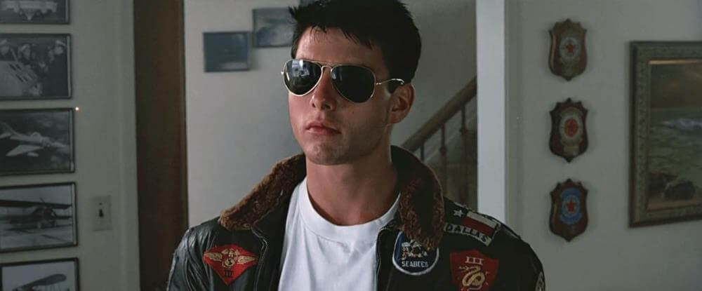 Top Gun Aviator Sunglasses  where to tom cruise top gun sunglasses