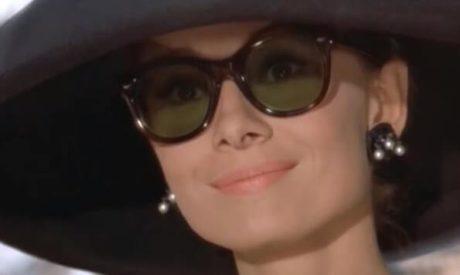 6a7e9109b9c3 Audrey Hepburn Sunglasses from Breakfast at Tiffany's