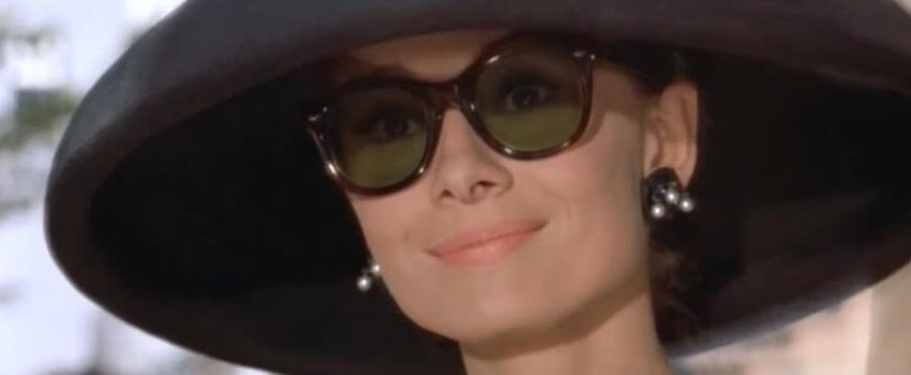 Audrey Hepburn Sunglasses from Breakfast at Tiffany's