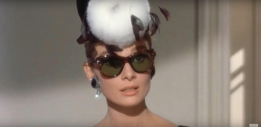 Breakfast at Tiffanys Sunglasses
